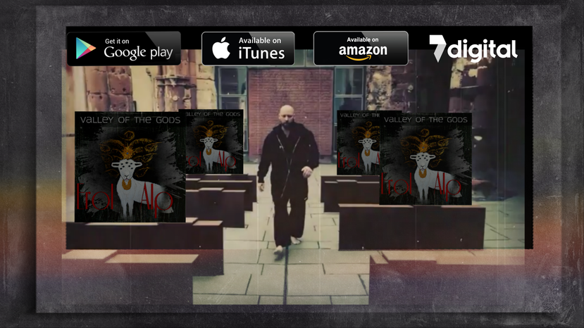 Erol Alp's INSTRUMENTAL METAL-ALBUM available now on Google play / iTunes / amazon / 7digital