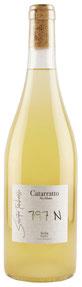 797N catarratto vino biologico non filtrato doc sicilia salvatore tamburello