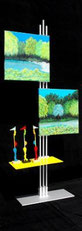 Design-Bildständer von WK-Concept
