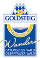 Logo: Goldsteig