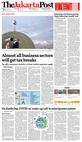 新聞 The Jakarta Post インバウンド集客プロモーション