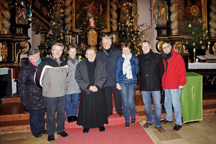 ASQ in der Pfarrkirche Offenhausen