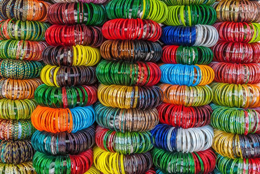 Bracelets du Rajasthan (Inde)