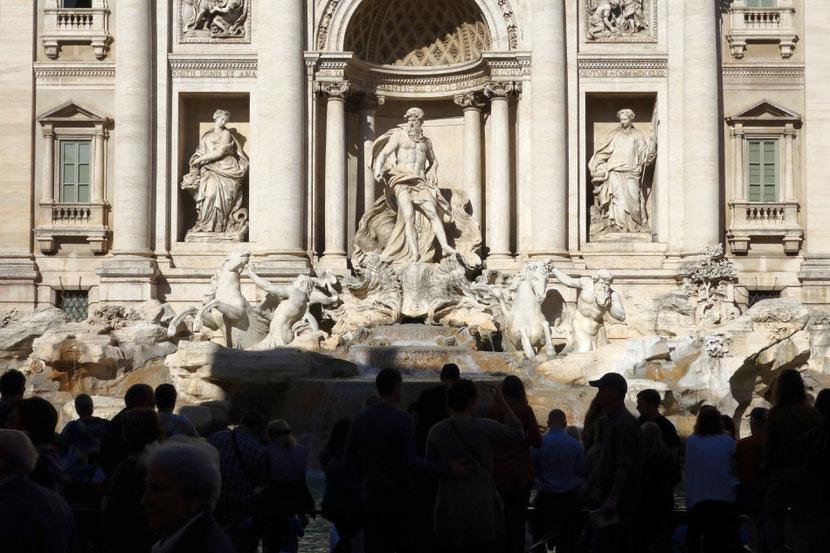 Rom - Fontana di Trevi