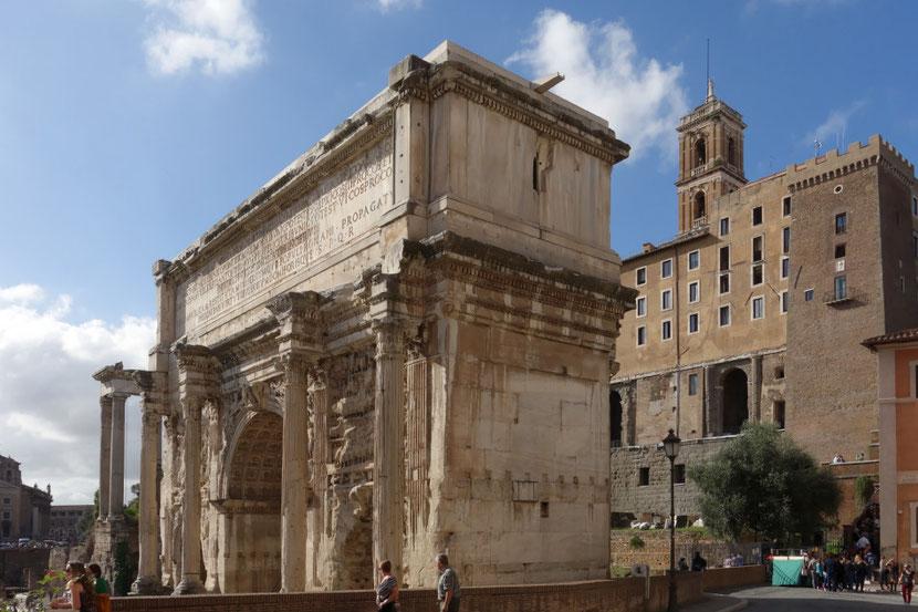 Rom - Foro Romano