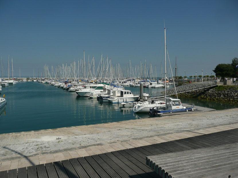 Port de St Denis D'Oléron