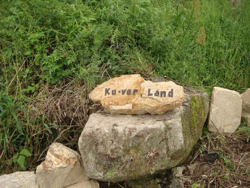 下関市内のku.ver.land 保有地 (約1ha)