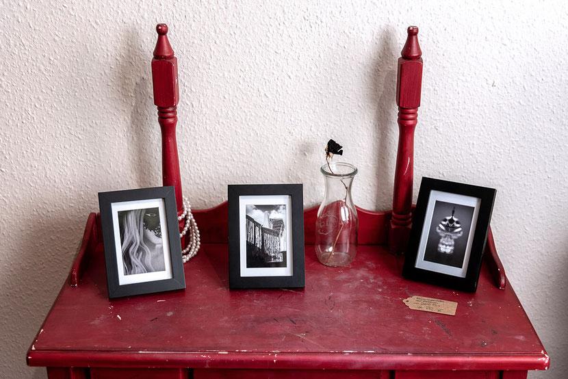 Fange klein an - kleine Kunstdrucke und Fotografien gibt es auch zum kleinen Preis - Foto: JeaPics