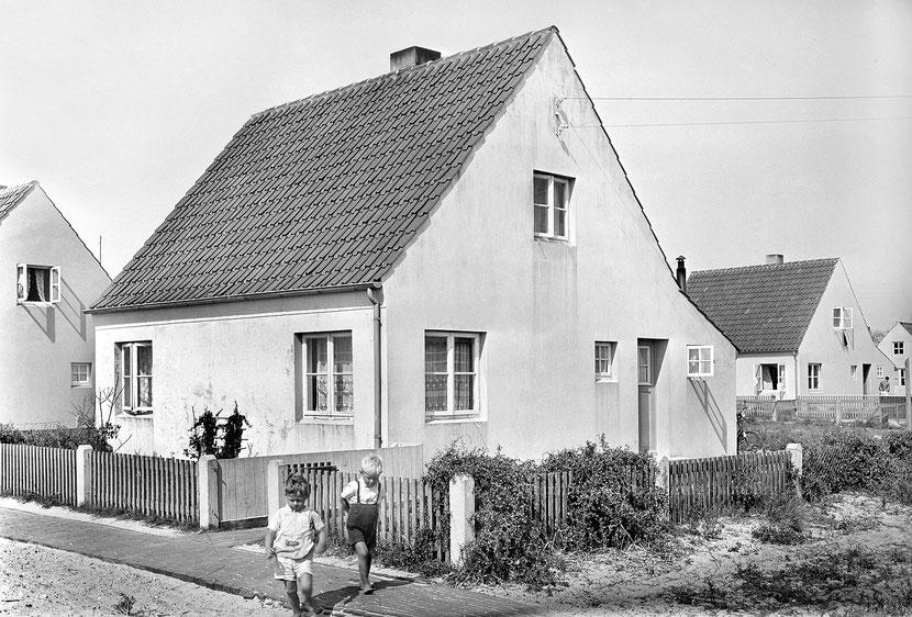 Siedlungshaus um 1936