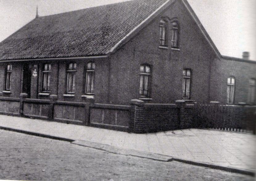 die Villa Anneliese (gegenüber dem HOTEL) wird 1913 dazu gekauft