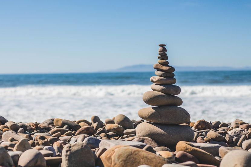 équilibre minéral Zen - médecines alternatives.