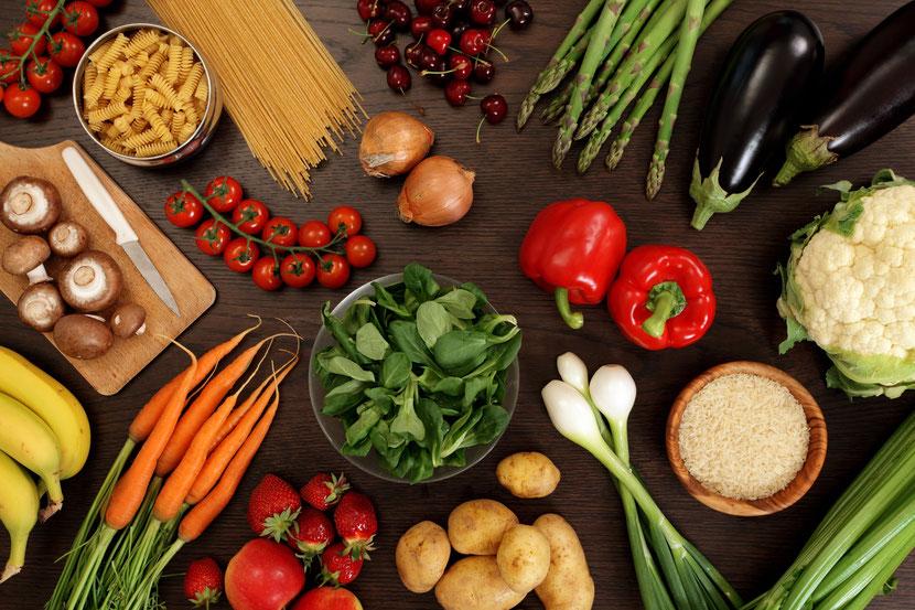 Gesunde Lebensmittel vom Ernährungscoach