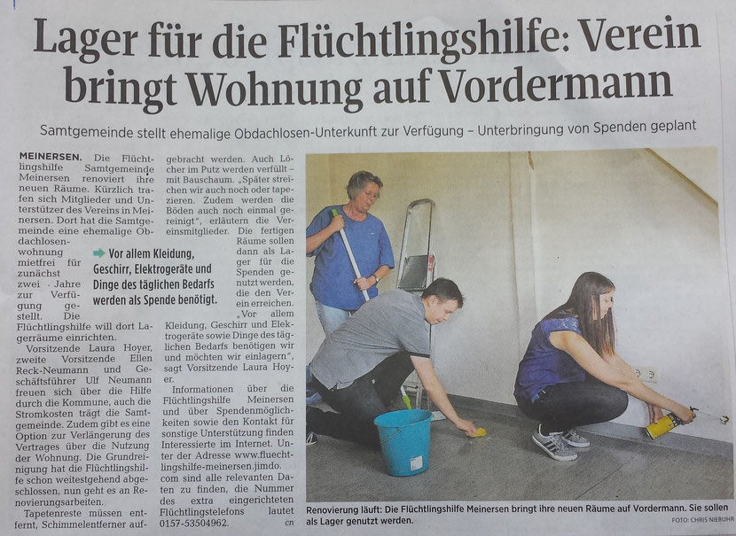 Aller-Zeitung vom 28.6.2016