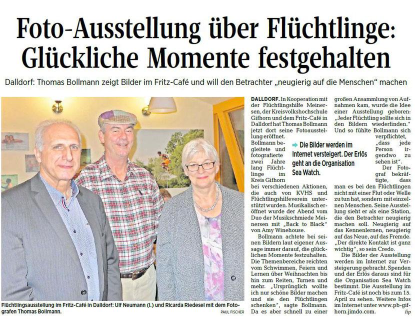 Aller-Zeitung vom 21.2.2018