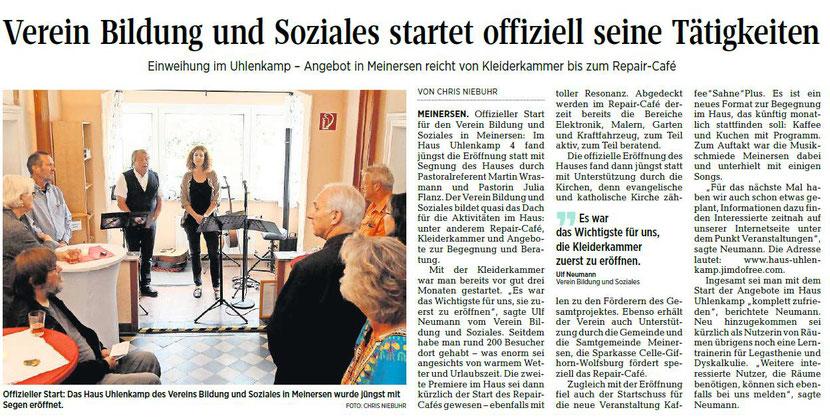 Aller-Zeitung vom 27.9.2019