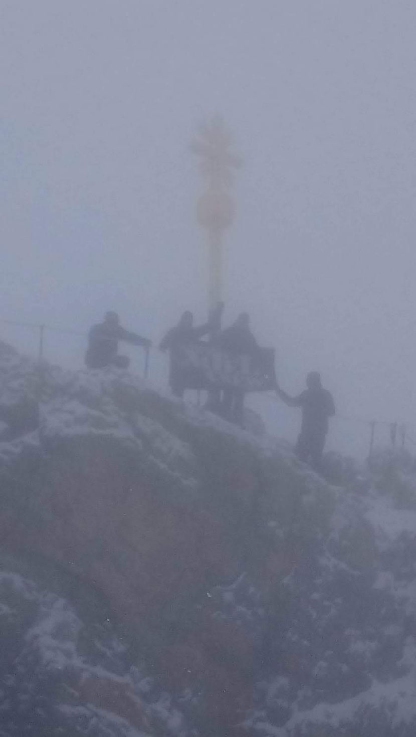 Summit! Top of Germany!