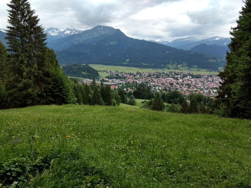 Oberstdorf rückt wieder näher