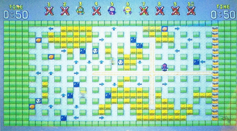 Hi-Ten Bomberman