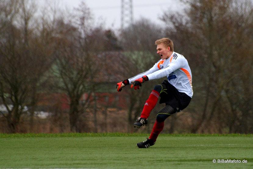 Mal wieder Fußball ... SVG Breklum gegen Rantrum