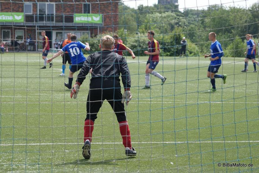 Der Erima-Cup 2015 im Sportpark in Breklum ... Vorbereitung auf die neue Saison! :)