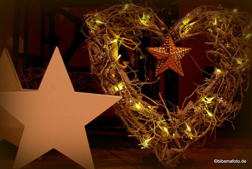 Advent, Advent ... ein Lichtlein brennt ...