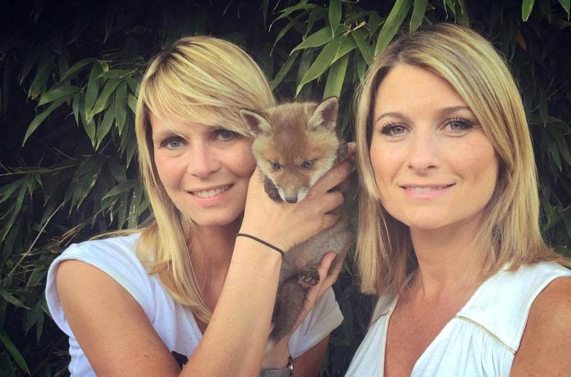 interview metier journaliste animatrice elodie ageron sandrine arcizet les animaux de la 8
