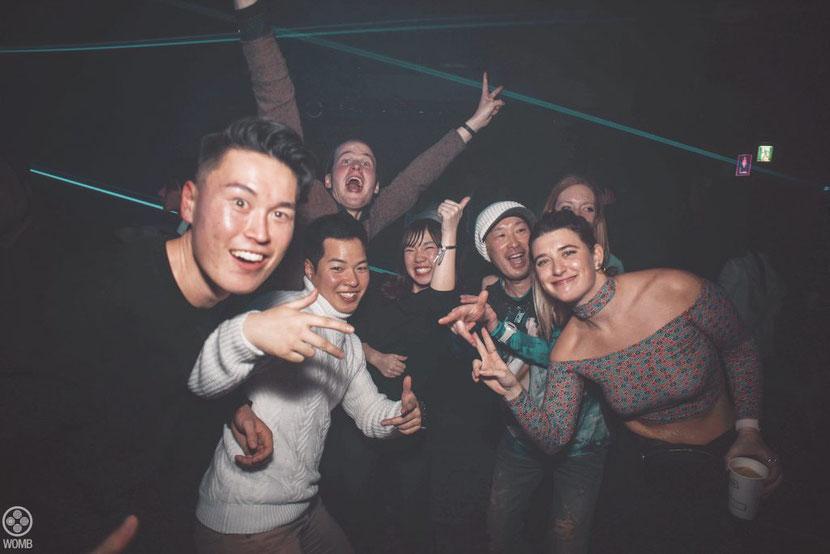 ウーム 渋谷 クラブ