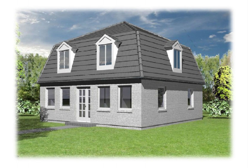 Schmitz Baugeschäft - Einfamilienhaus Home 150