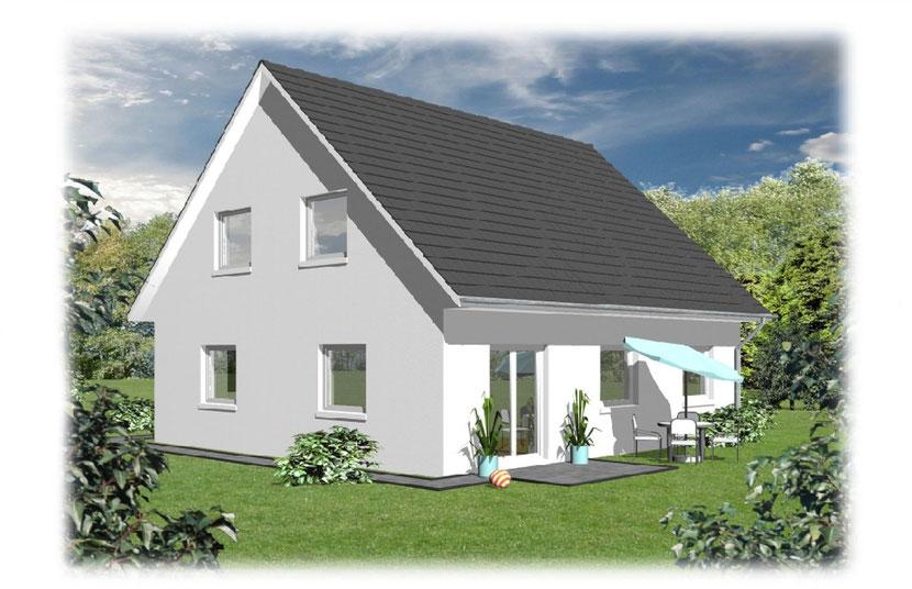 Schmitz Baugeschäft - Einfamilienhaus Home 120
