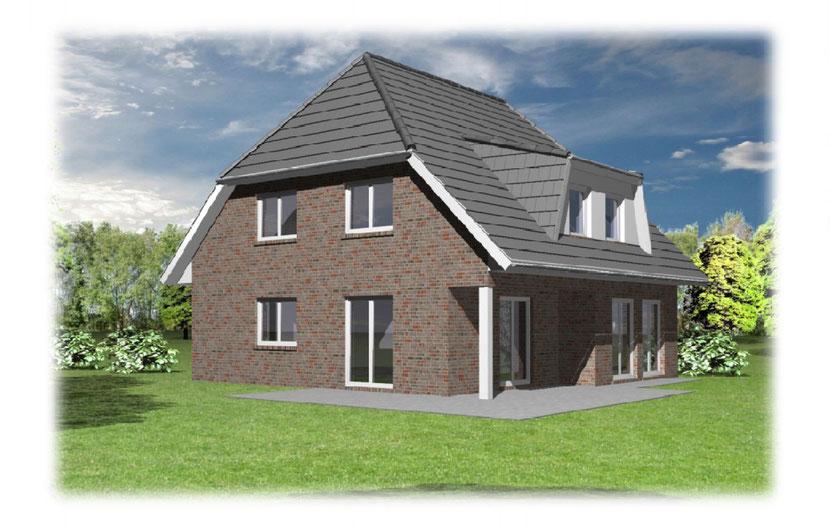 Schmitz Baugeschäft - Einfamilienhaus Home 135