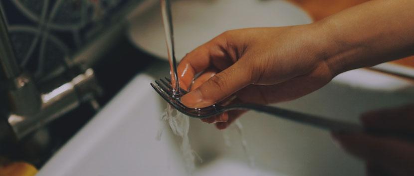 Hallo Reinigung Abwasch