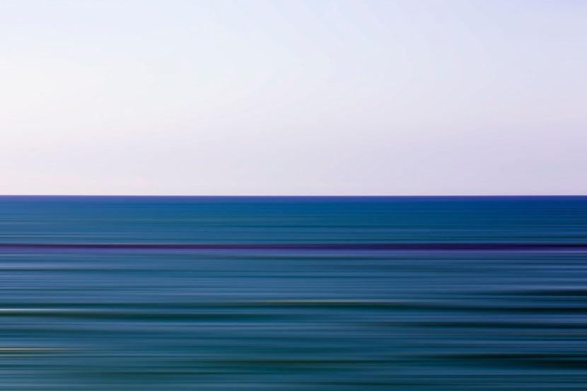 Der Pazifik (Copyright Martin Schmidt, Fotograf für Schwarz-Weiß Fine-Art Architektur- und Landschaftsfotografie aus Nürnberg)