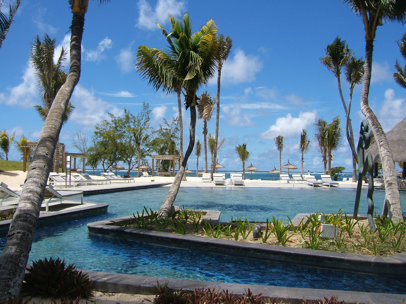 REVENTE CHAMBRE d'HOTEL IHS LE LONG BEACH RESORT 5* ILE MAURICE