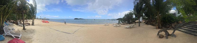 plage avec plongée bouteille ile maurice, revente penthouse