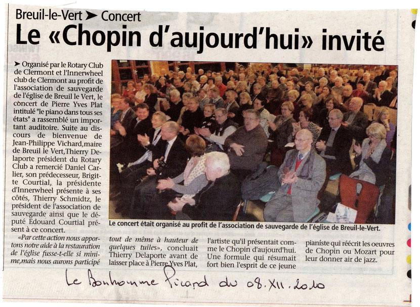8 décembre 2010 - Le Bonhomme Picard