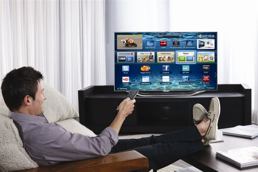 How to use Smart TV?
