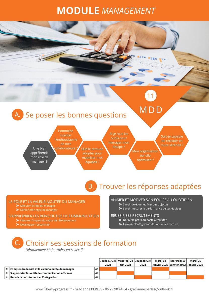 Mallette du Dirigeant - formation management