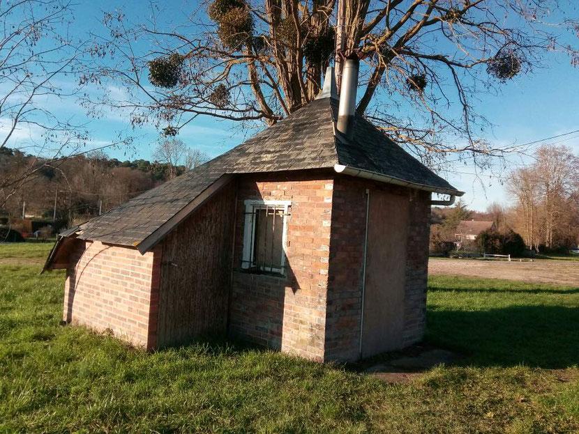 La petite maison de l'éclusier