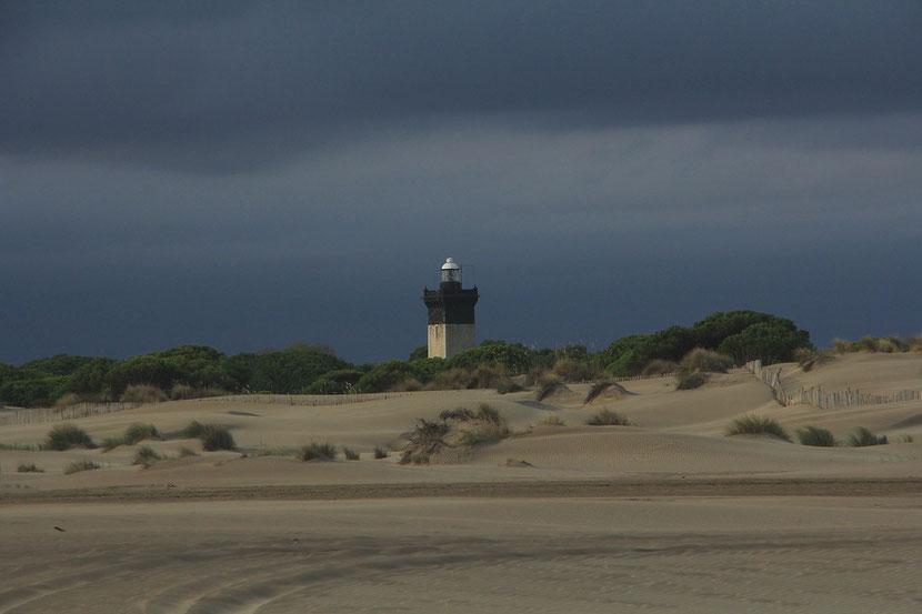 Le phare du Grau-du-Roi
