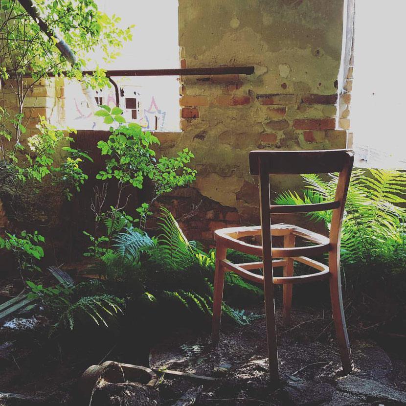"""Lost Place Fotografie """"Neues Leben"""""""