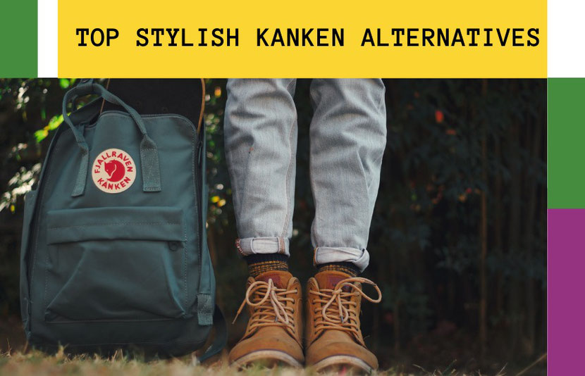 The best stylish Kanken alternative