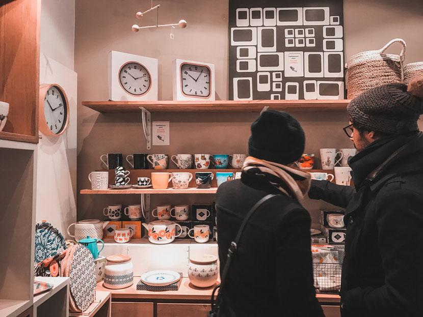 Париж: альтернативный шоппинг и независимые магазины