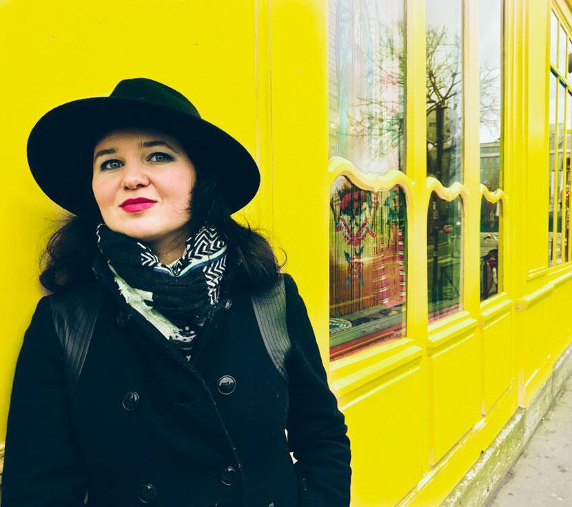 it's me, a Parisian vintage hunter