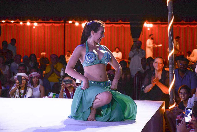 Desert Safari Dubai entertainment
