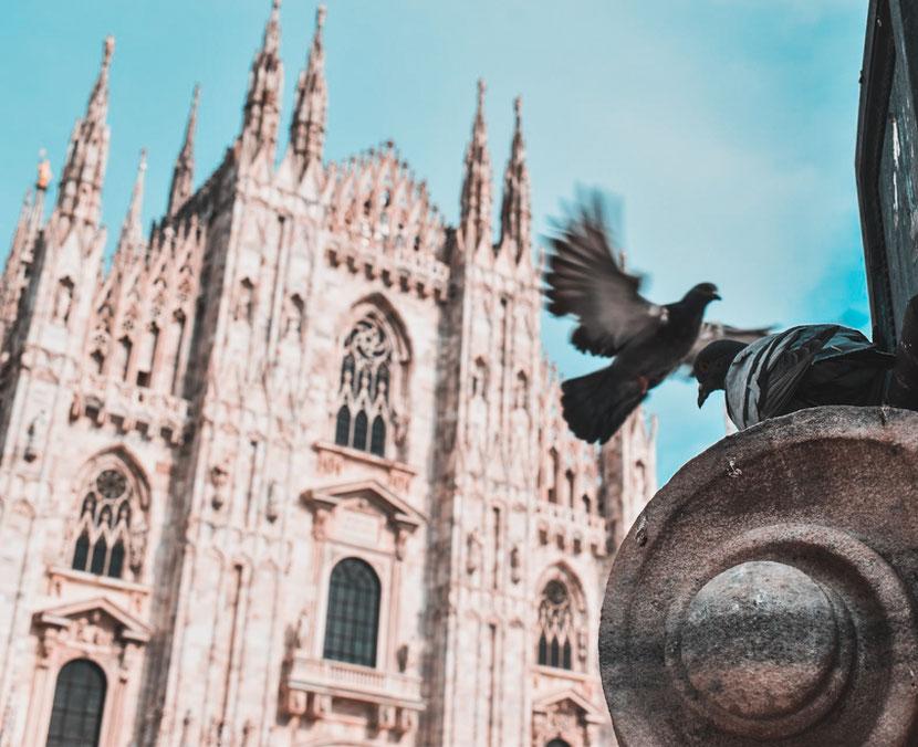 альтернативный маршрут по Милану: что посмотреть