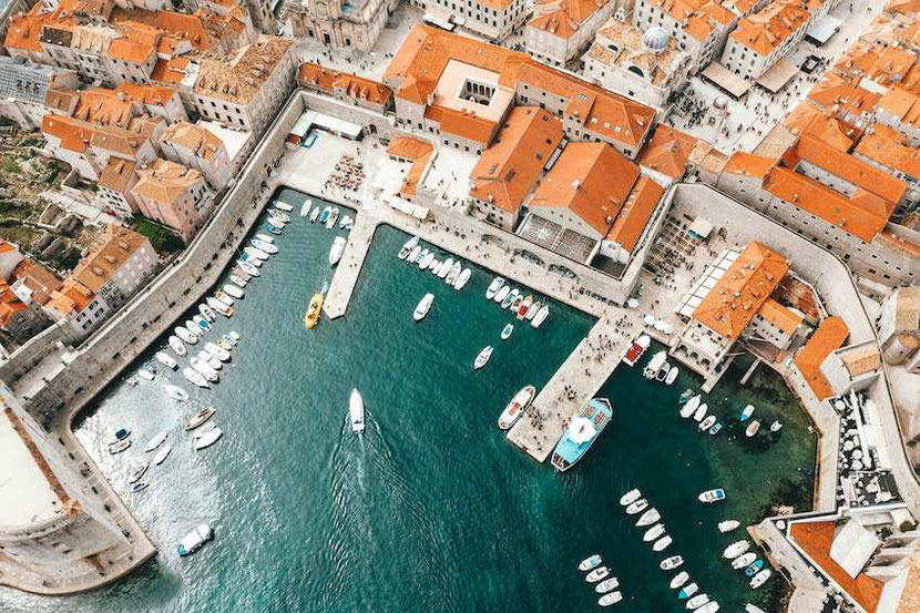 Dubrovnik in March