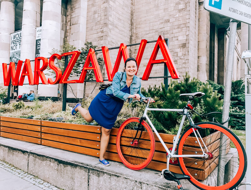 what to do and visit in Warsaw in summer