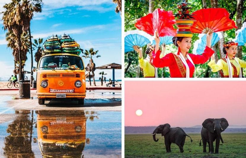 Alternative tourism blog