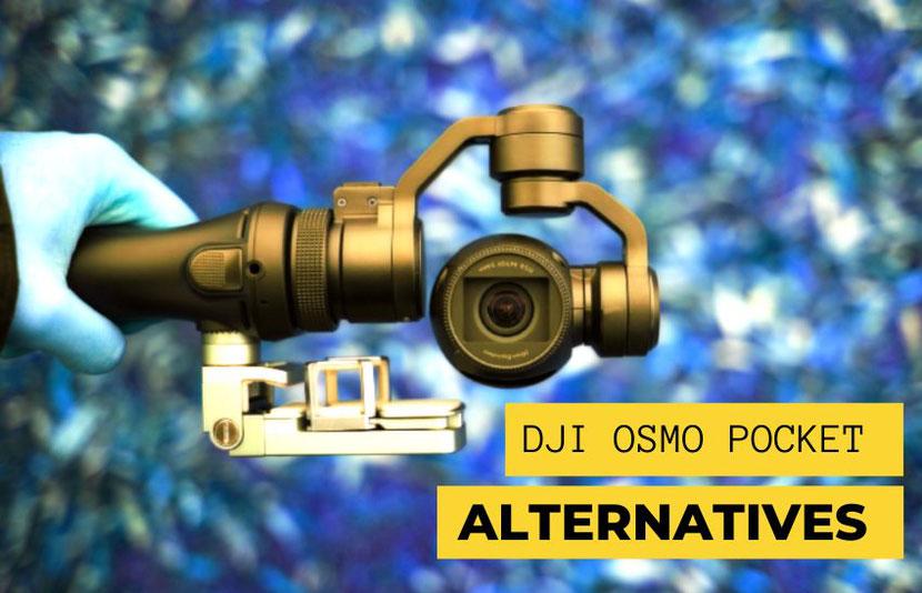 The best DJI Osmo Pocket alternatives