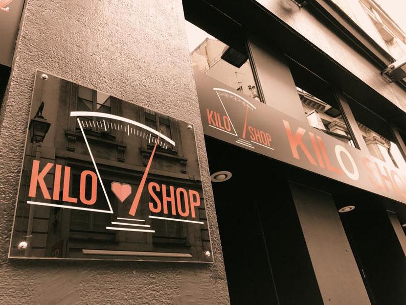 Kilo shop Paris